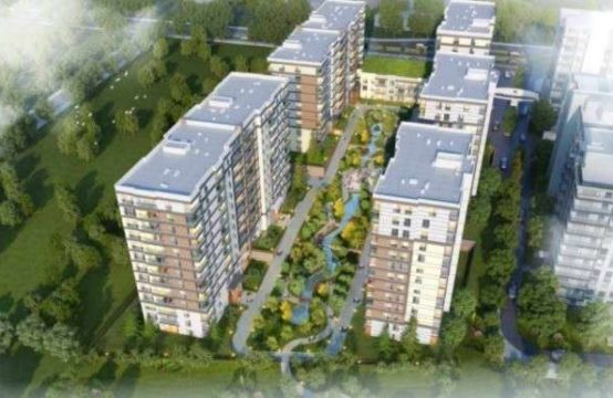 3+1 Apartment For Sale in istanbul, Kucukcekmece