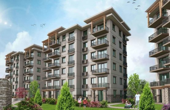 4+1 Apartment For Sale in istanbul, Bahcesehir