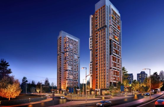 2+1 Apartment For Sale in istanbul, Bagcilar