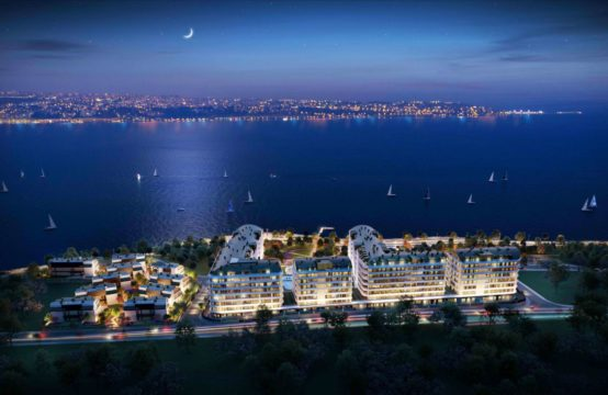 3+1 Apartment For Sale in istanbul, buyukcekmece