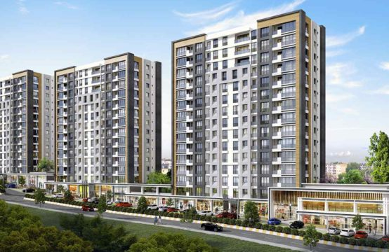 3+1 apartment for sale in istanbul european side, in bayrampasa