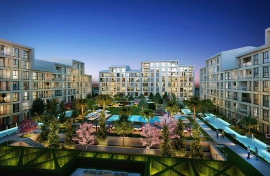 1+1 apartment for sale in istanbul asian side, in sancaktepe