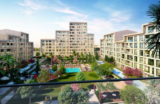 3+1 apartment for sale in istanbul asian side, in sancaktepe