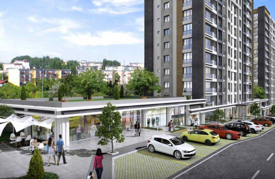 2+1 apartment for sale in istanbul european side, in bayrampasa