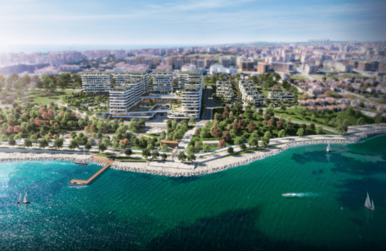 2+1 Apartment For Sale in istanbul, buyukcekmece