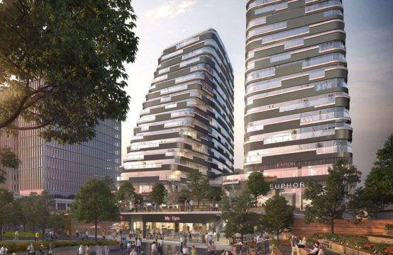 1+1 apartment for sale in istanbul european side, in Atakoy