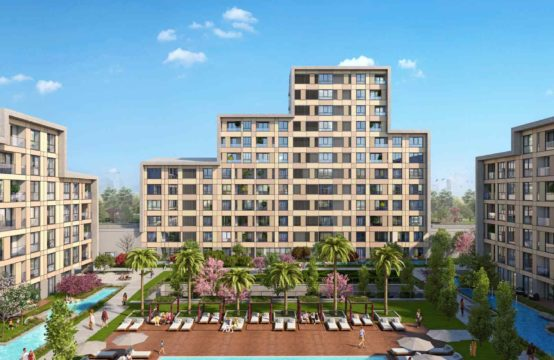 2+1 apartment for sale in istanbul asian side, in sancaktepe