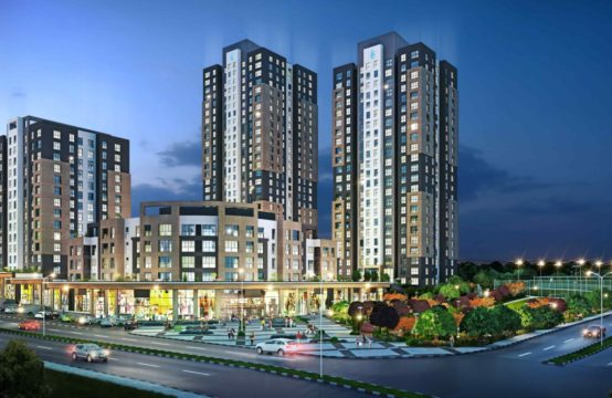 4+1 Apartment For Sale in istanbul ispartakule