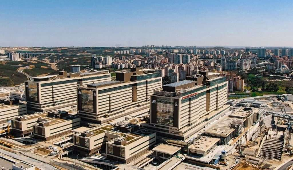 Appartements a vendre a Istanbul Basaksehir