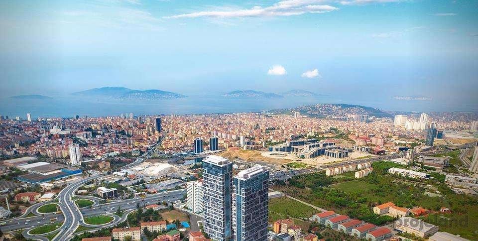 Apartments for sale in Istanbul Asian Side