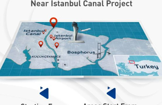 INVESTMENT LANDS NEAR ISTANBUL CANAL PROJECT