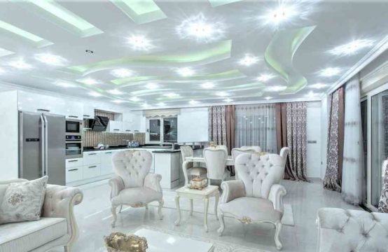 3+1 Penthouse Apartment in ALANYA