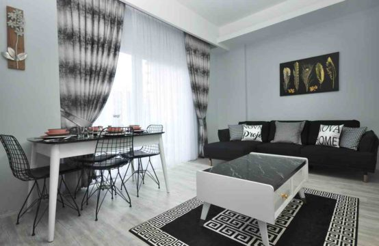 2+1 Penthouse in ALANYA