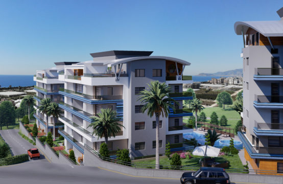 apartments for sale in alanya turkey